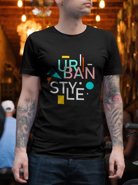 Urban style T-Shirt For Men