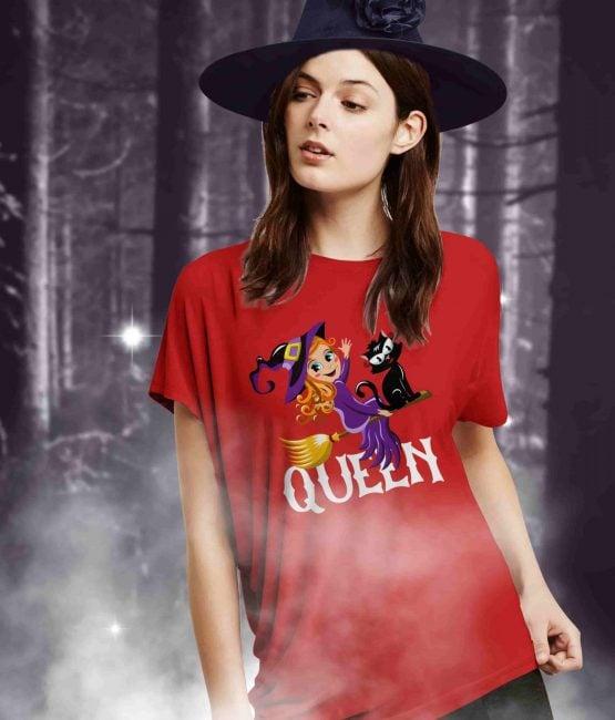 Queen T-Shirt For Women