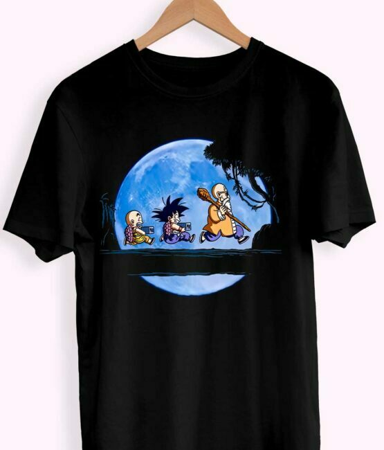 Dragon Ball Z Goku Graphic T-Shirt For Men